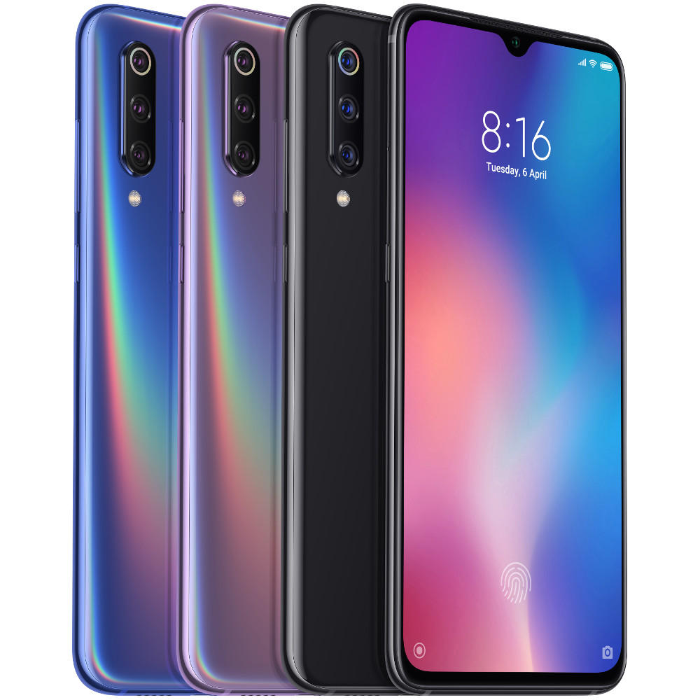 Xiaomi Mi 9 comes in third place in our rankings of best phones for financial trading in 2019