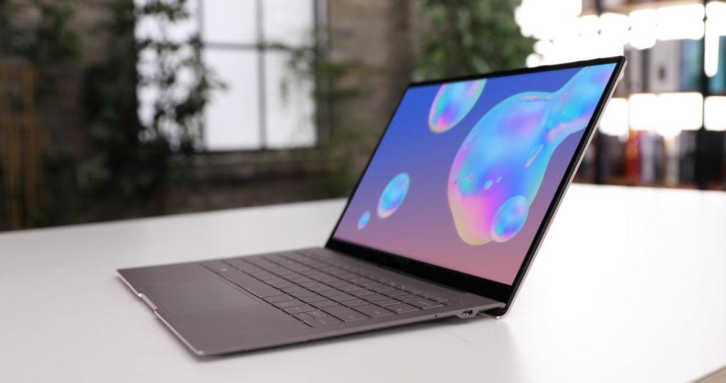 Samsung Galaxy Trading Laptop