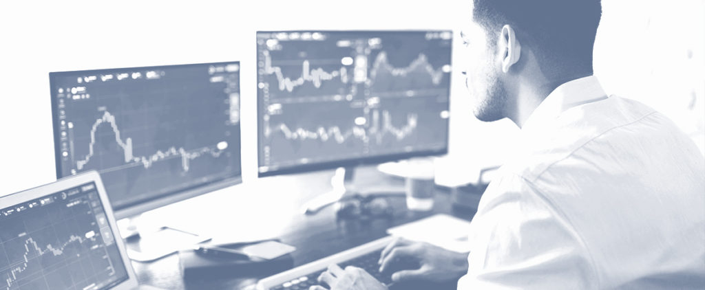Day trader trading with little money